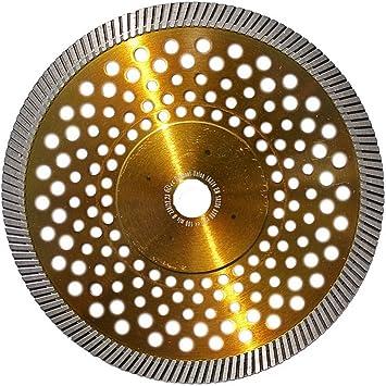 expotools® Diamantscheibe Beton Pflasterstein Turbo 230 mm Trennscheibe