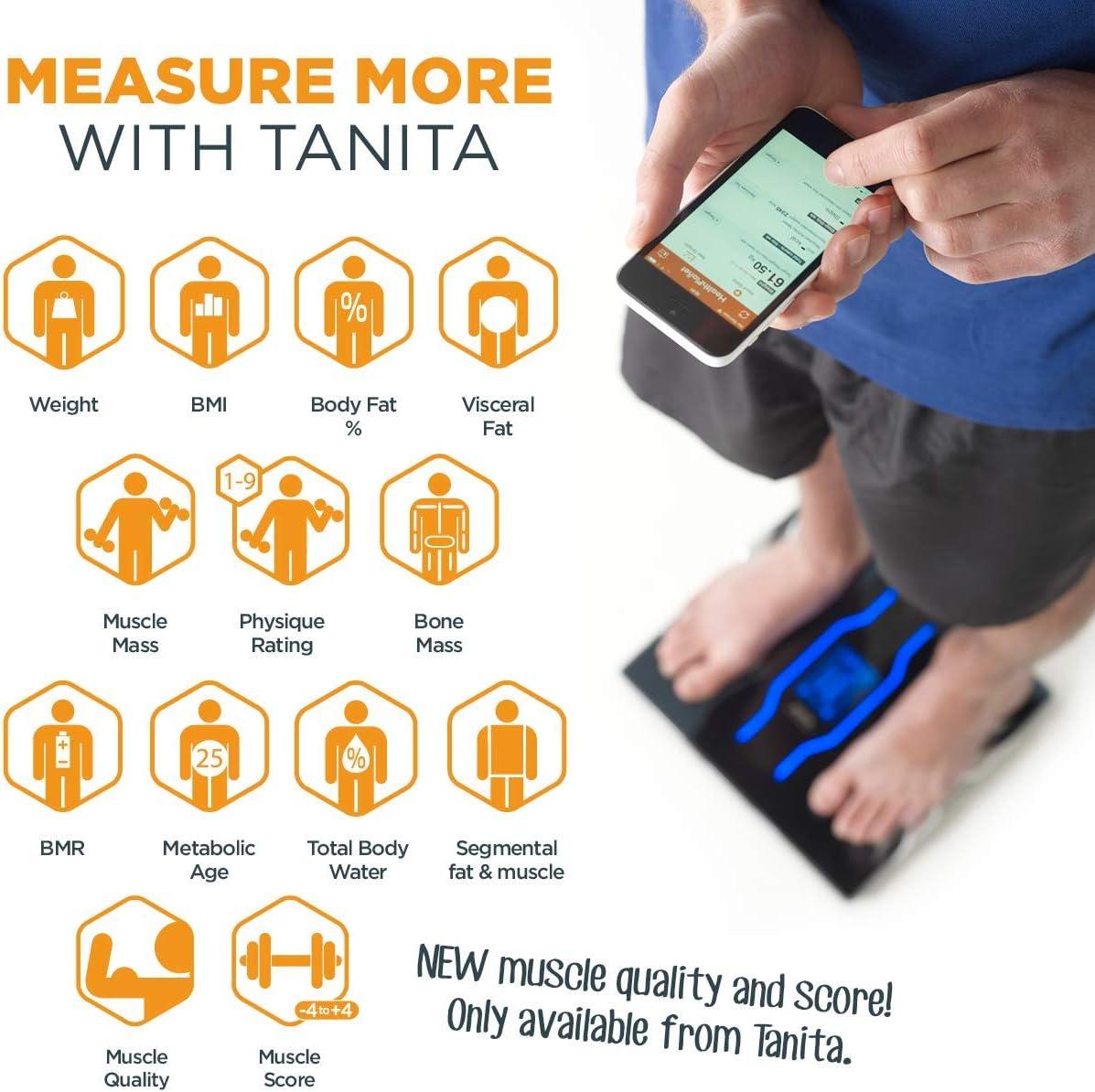 Tanita Rosso Collegato Body Composition Monitor