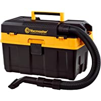 $79 » Vacmaster Professional DVTB201 0201 4-Gallon 20V Cordless Wet/Dry Shop Vacuum