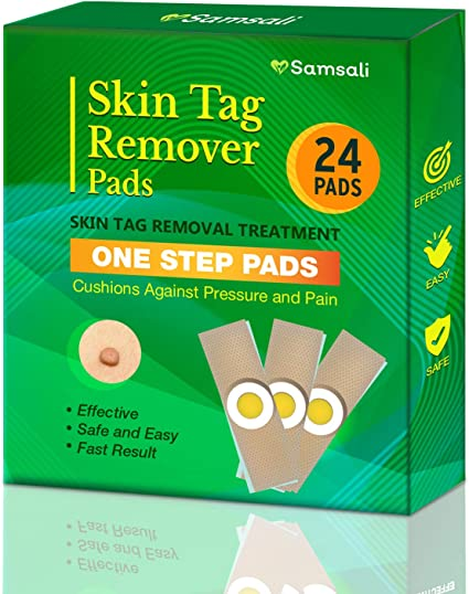 Amazon Com Top Grade Skin Tag Remover Pads Fast And Easy Way To