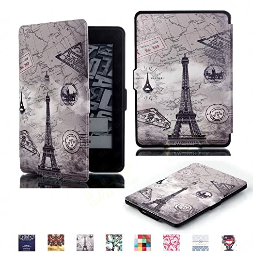 59 opinioni per DHZ Kindle Paperwhite Custodia- Case Cover Custodia Amazon Nuovo Kindle