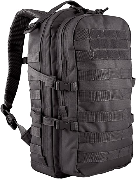 Red Rock Outdoor Gear Element Day Pack - Black 80131BLK: Amazon.es ...