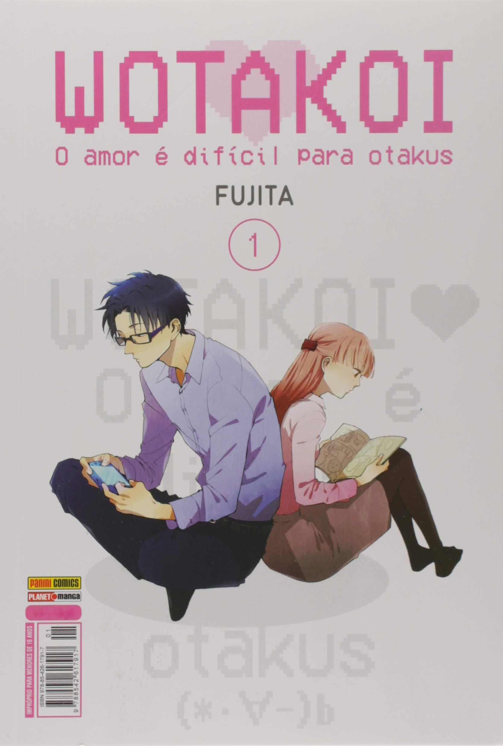 Wotakoi: O Amor É Difícil Para Otakus Vol. 1 - 9788542617917 - Livros na  Amazon Brasil