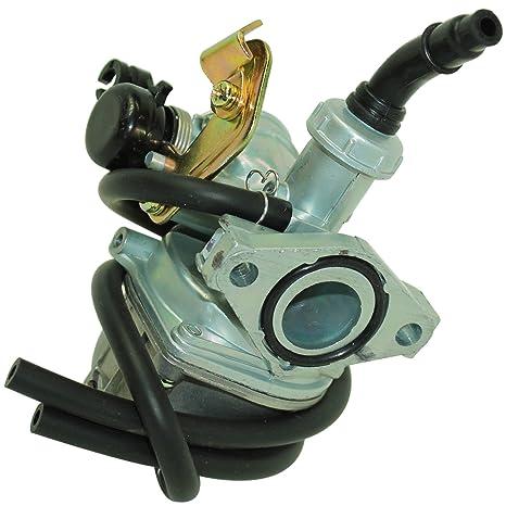 71SNwtD2OqL._SX466_ amazon com caltric carburetor fits polaris outlaw 90 2007 2008 2009