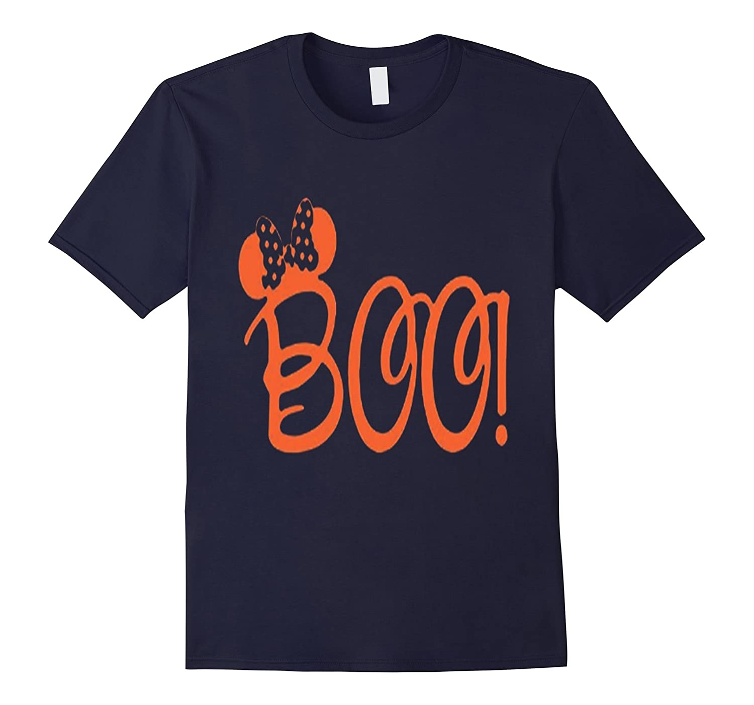 Minnie Boo Not-So-Scary Halloween Party T-Shirt-CL