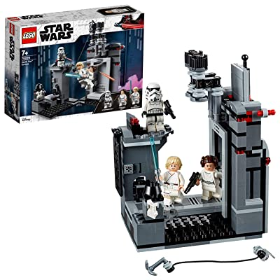 LEGO Wars A New Hope Death Star Escape Building Kit: Toys & Games