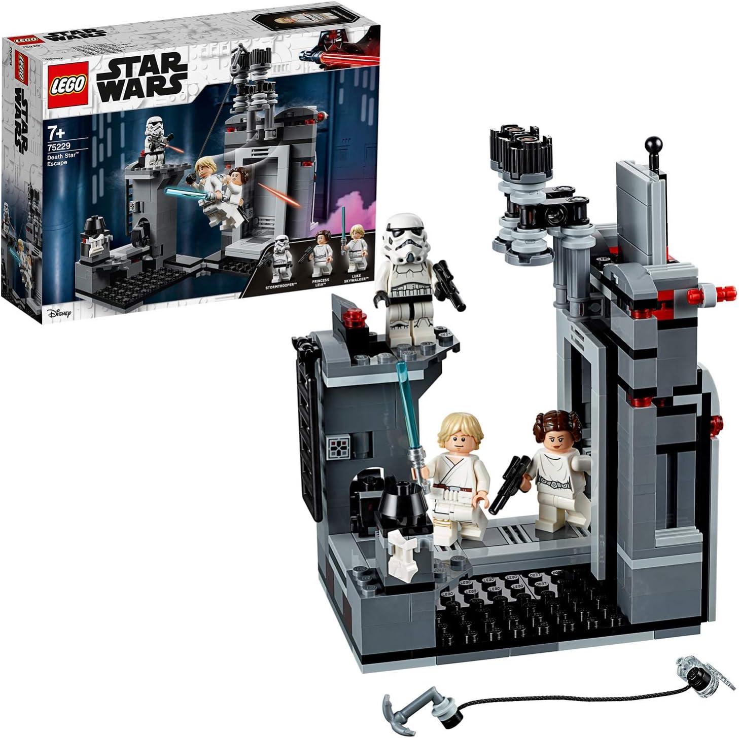 LEGO Star Wars - Huida de la Estrella de la Muerte, juguete de ...