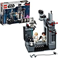LEGO Star Wars: A New Hope Death Star Escape 75229 Building Kit, 2019 (329 Pieces)