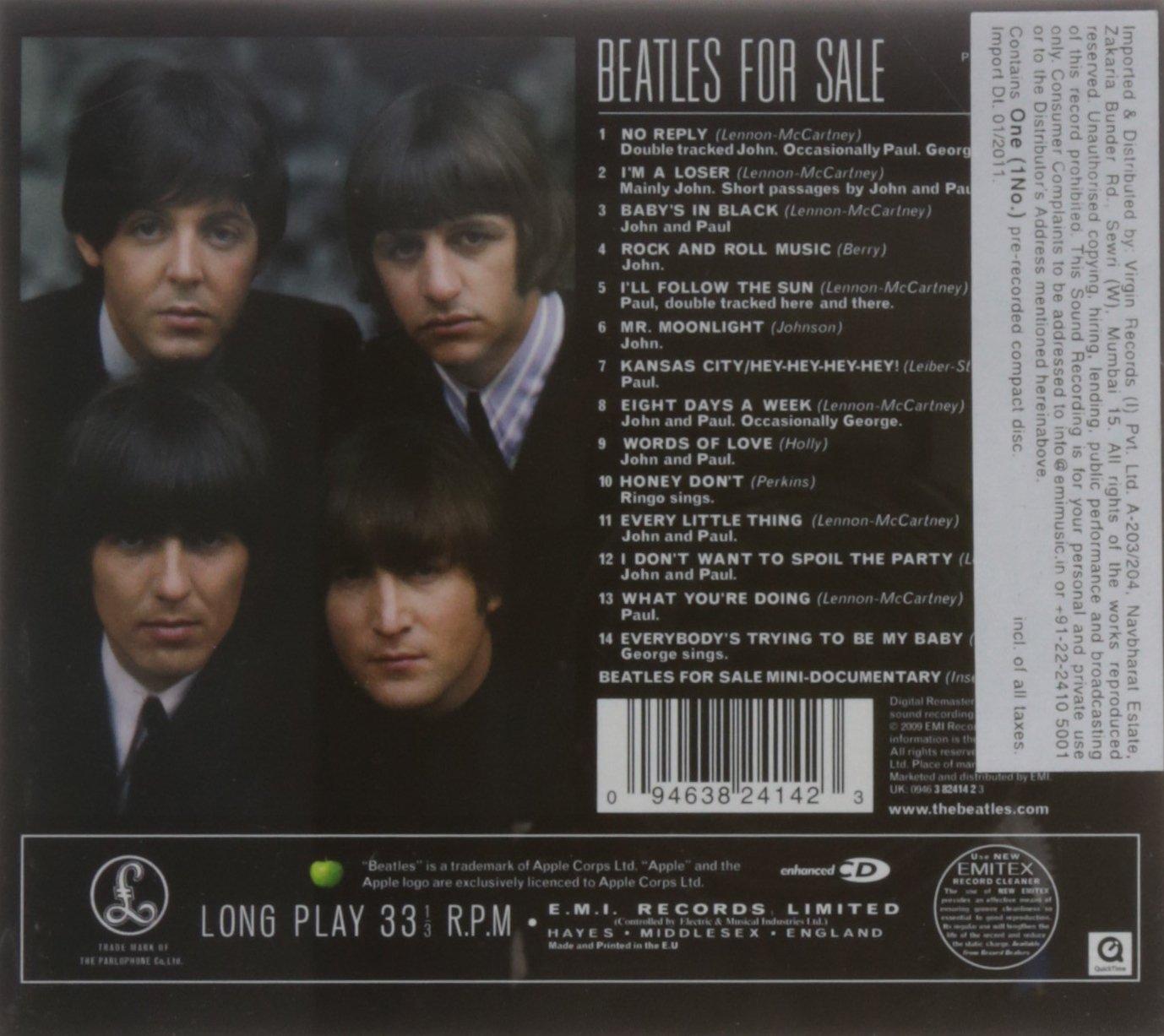 amazon beatles for sale beatles ポップス 音楽