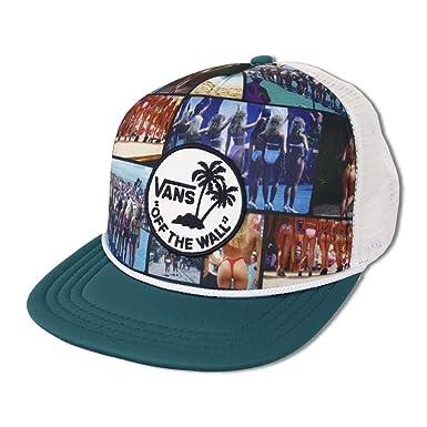 Vans - Gorra de béisbol - para hombre multicolor Acero Azul ...