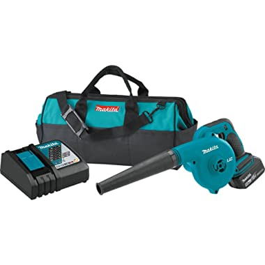 Makita DUB182T1 18V LXT Lithium-Ion Cordless Blower Kit (5.0Ah)