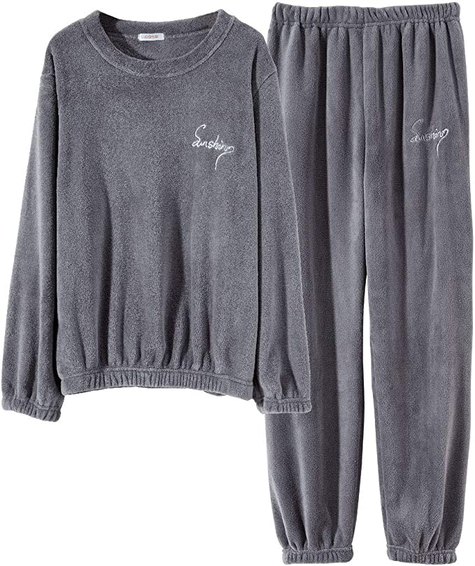 Big Boys Warm Flannel Fleece Pajama Pants Pockets Soft Lounge Sleepwear 12 14 16
