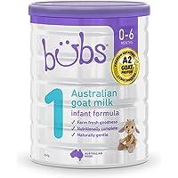 Bubs Australian Goat Milk Infant Formula, 800 g, Stage 1