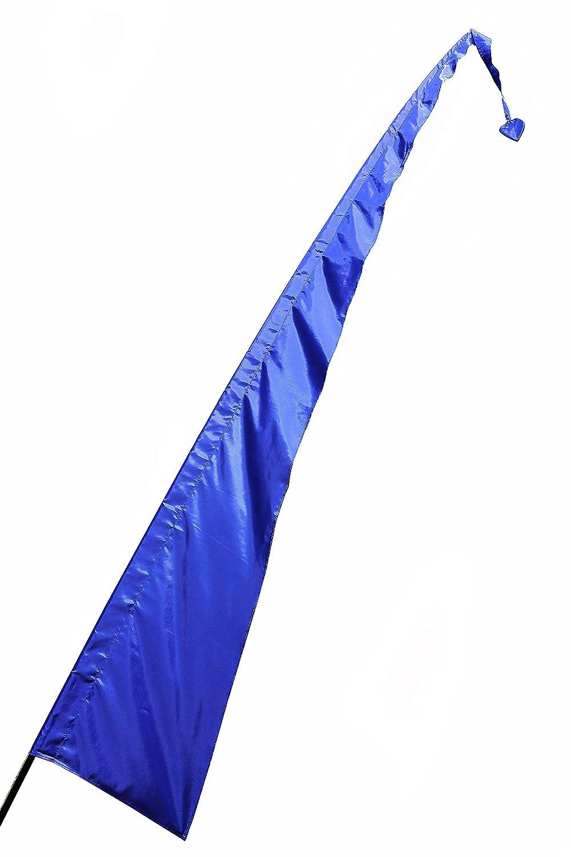 Pink Pineapple // Bandiere Festival Blu Reale Seta Paracadute Bandiere di 5 Metri di Altezza Nessun Pali Inclusi Molti Colori Disponibili