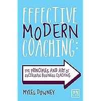 Effective Modern Coaching
