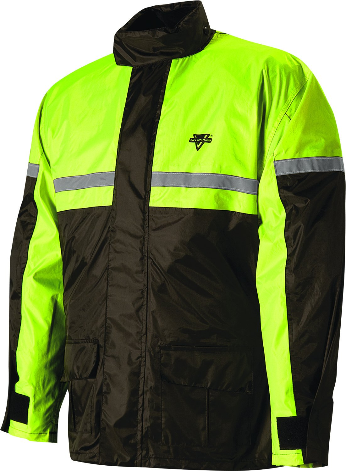 Nelson-Rigg SSR6000HVY05-XX Stormrider Unisex Rain Suit (Yellow, XX-Large) (High Visibility)