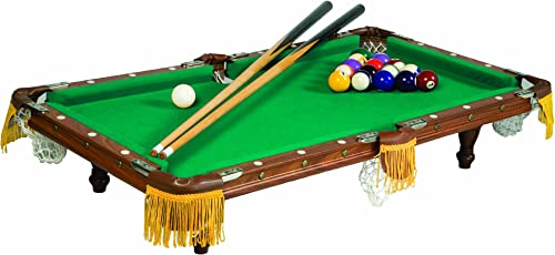 Franklin Sports 32-Inch Authentic Drop Pocket Billiard