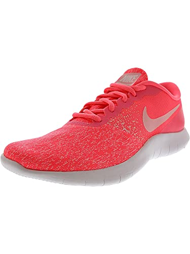 dc010d8361497 Image Unavailable. Image not available for. Color  Nike Women s Flex Contact  Sunset Pulse Arctic Punch Ankle-High Running Shoe - 6.5