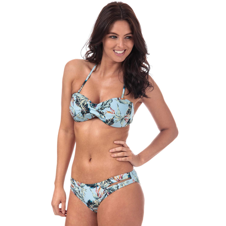gut ausgebaut VERO MODA Female Bikinihose VMPALM Swim Tanga Mischfarben ods75qAK