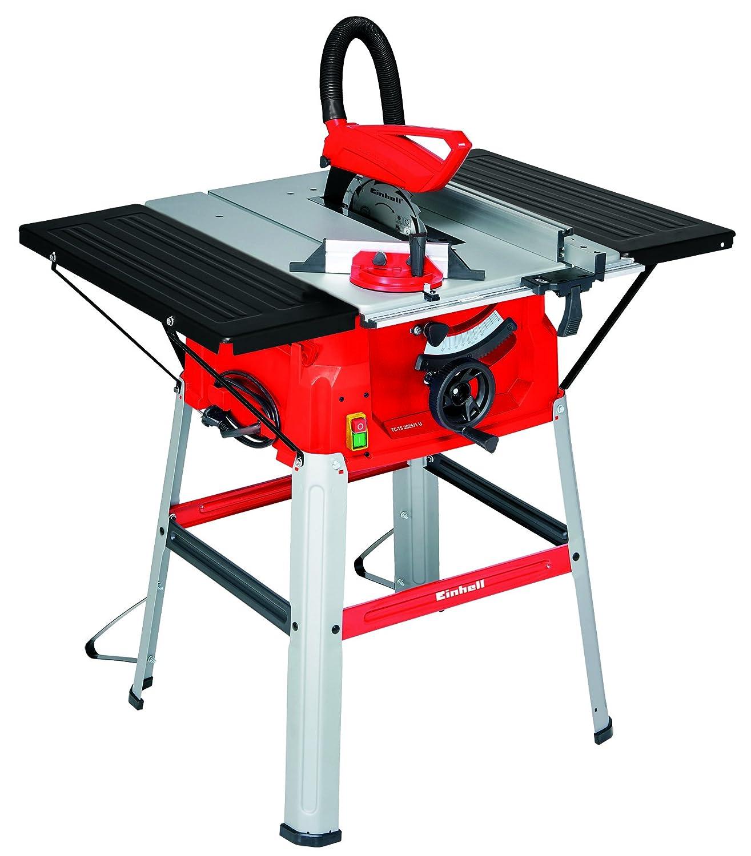Einhell Tischkreissäge TC-TS 2025/1 U (2000 W, Sägeblatt Ø 250 x Ø 30 mm, max. Schnitthöhe 85 mm, Tischgröße 640x487 mm) 4340540