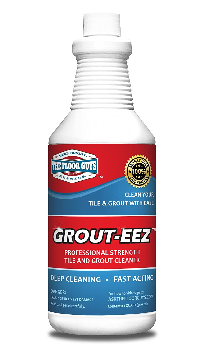It Just Works Grout Eez Super Heavy Duty Grout Cleaner Easy And