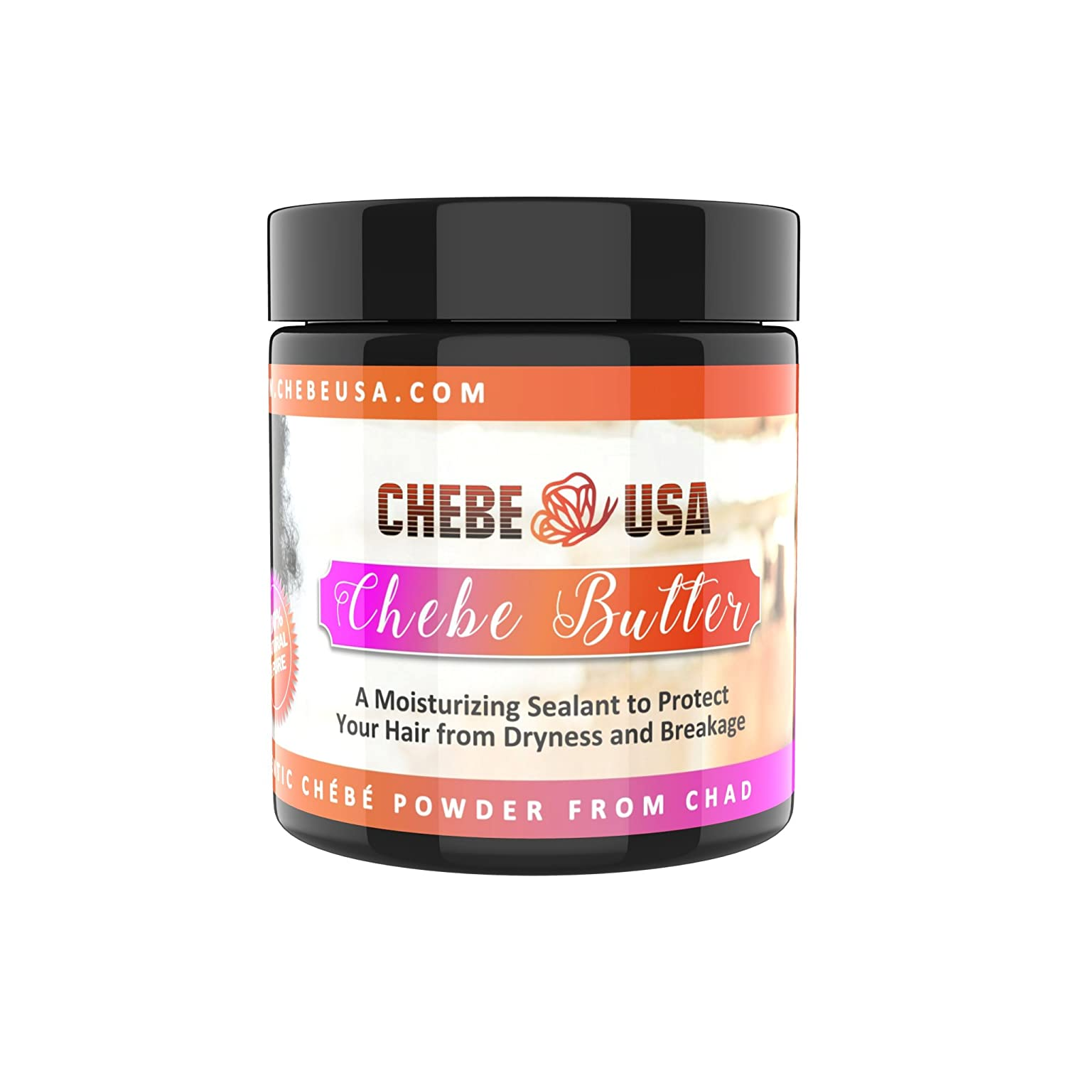 Uhuru Naturals Chebe Butter - A whipped butter with authentic Chebe for those that are not able to use Chebe the traditional way - 8 oz