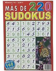 Teverga Libro de Super-albúm sudokus Nº14