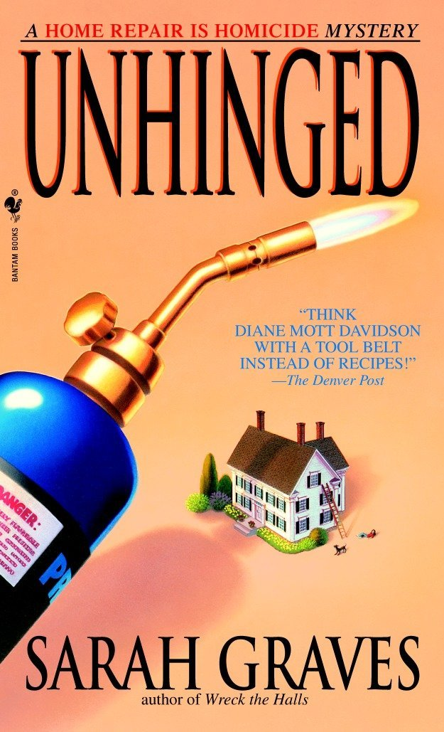 Download Unhinged: A Home Repair Is Homicide Mystery PDF
