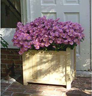 product image for Tidewater Workshop Unfinished Wooden Porch Planter