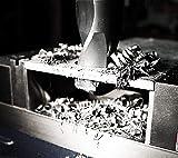 "Century Drill & Tool 47333 33/64"" Economy Silver"