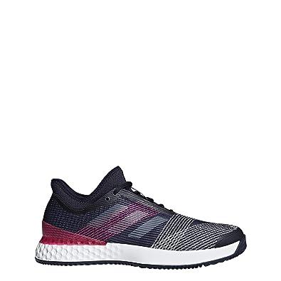 5561b0d6865 adidas Men's's Adizero Ubersonic 3 M Clay Tennis Shoes Multicolour  (Multicolor 000) ...
