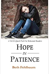 Hope in Patience (Patience Trilogy) Paperback