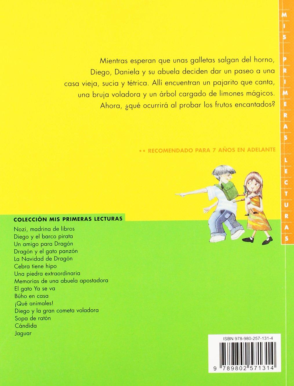 Diego Y Los Limones Magicos (Los Cuentos De Diego) (Spanish Edition): Veronica Uribe, Iva Da Coll, Ivar Da Coll, Ivar Da Coll: 9789802571314: Amazon.com: ...