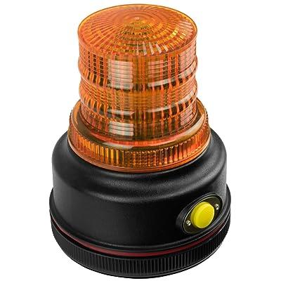 Blazer C43A LED Warning Beacon with Magnetic Base, Amber: Automotive