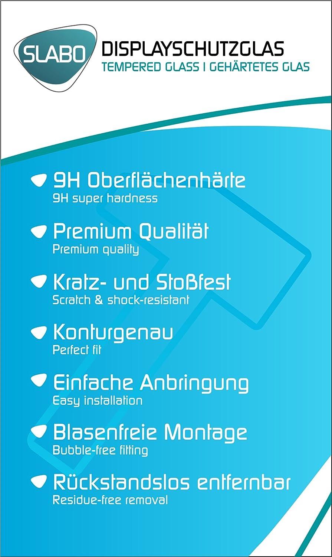 10,8 Slabo Premium Panzerglasfolie f/ür Huawei MediaPad M5 Panzerfolie Schutzfolie Echtglas Folie Tempered Glass KLAR 9H Hartglas M5 Pro