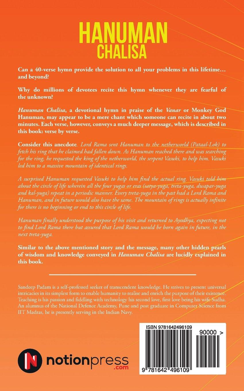 Hanuman Chalisa: Verse by Verse Description: Sandeep Padam