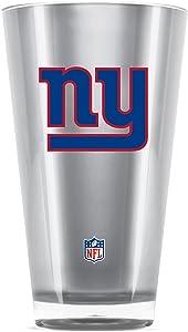 NFL New York Giants 20oz Insulated Acrylic Tumbler