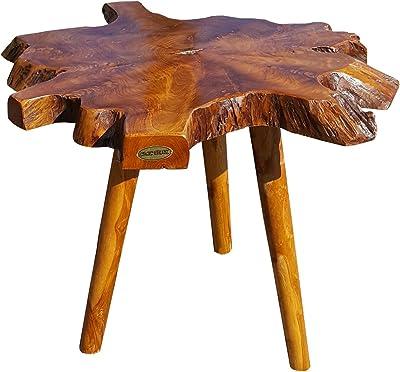Teak Ampyang Side Table made by Chic Teak