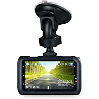 "Z-Edge Z3 3"" Screen 2K 2560 x 1080 Ultra HD Car Dash Camera 145 Deg Wide Angle Lens Dash Cams with Ambarella Chip, 32GB SD Card Included, WDR Enhance Night Vision, G-Sensor, Parking Monitor"
