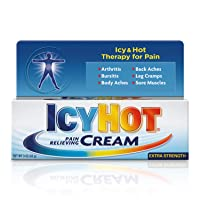 Icy Hot Extra Strength Pain Relief Cream, 3 Ounces