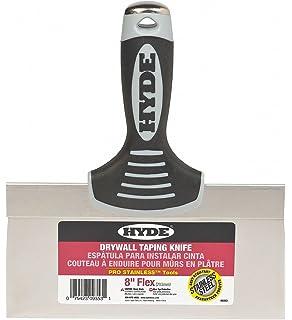 Amazon.com: Hyde Herramientas 09323 8-Inch Pro Acero ...