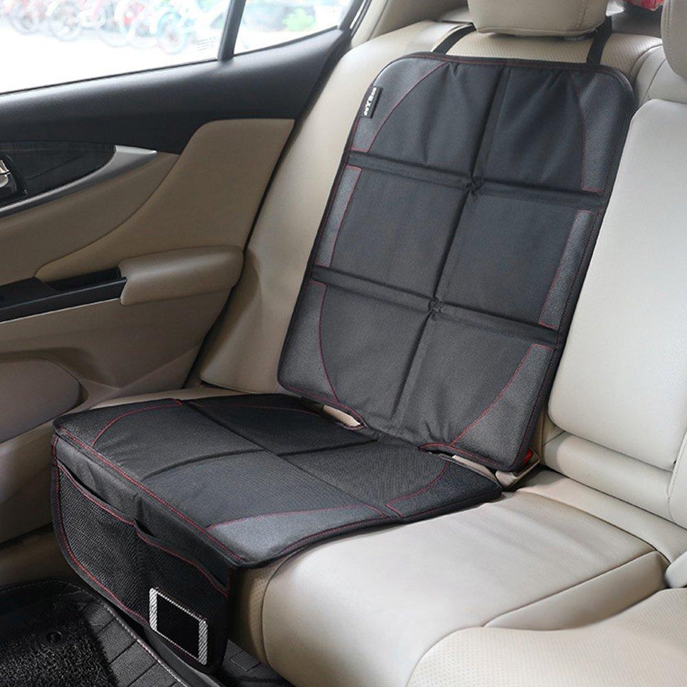 IREGRO Car Seat Protector, Premium 600D Oxford Fabric Waterproof Durable Car Seat Cover