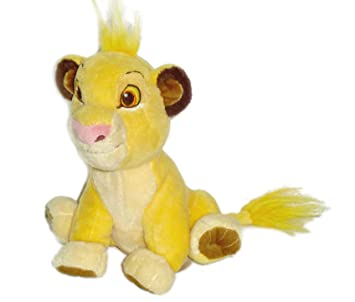 a1a49c16d038 Cuddly Toy Disney The Lion King Simba Store London The Lion King plush H 18  cm  Amazon.co.uk  Toys   Games