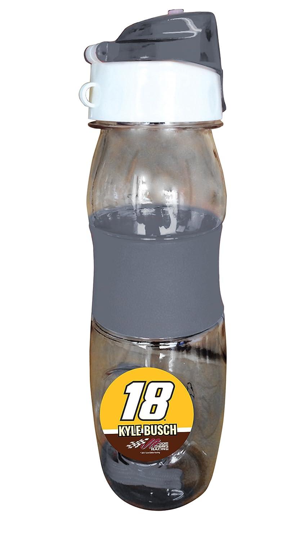Kyle Busch # 18水ボトル B07169YWMJ
