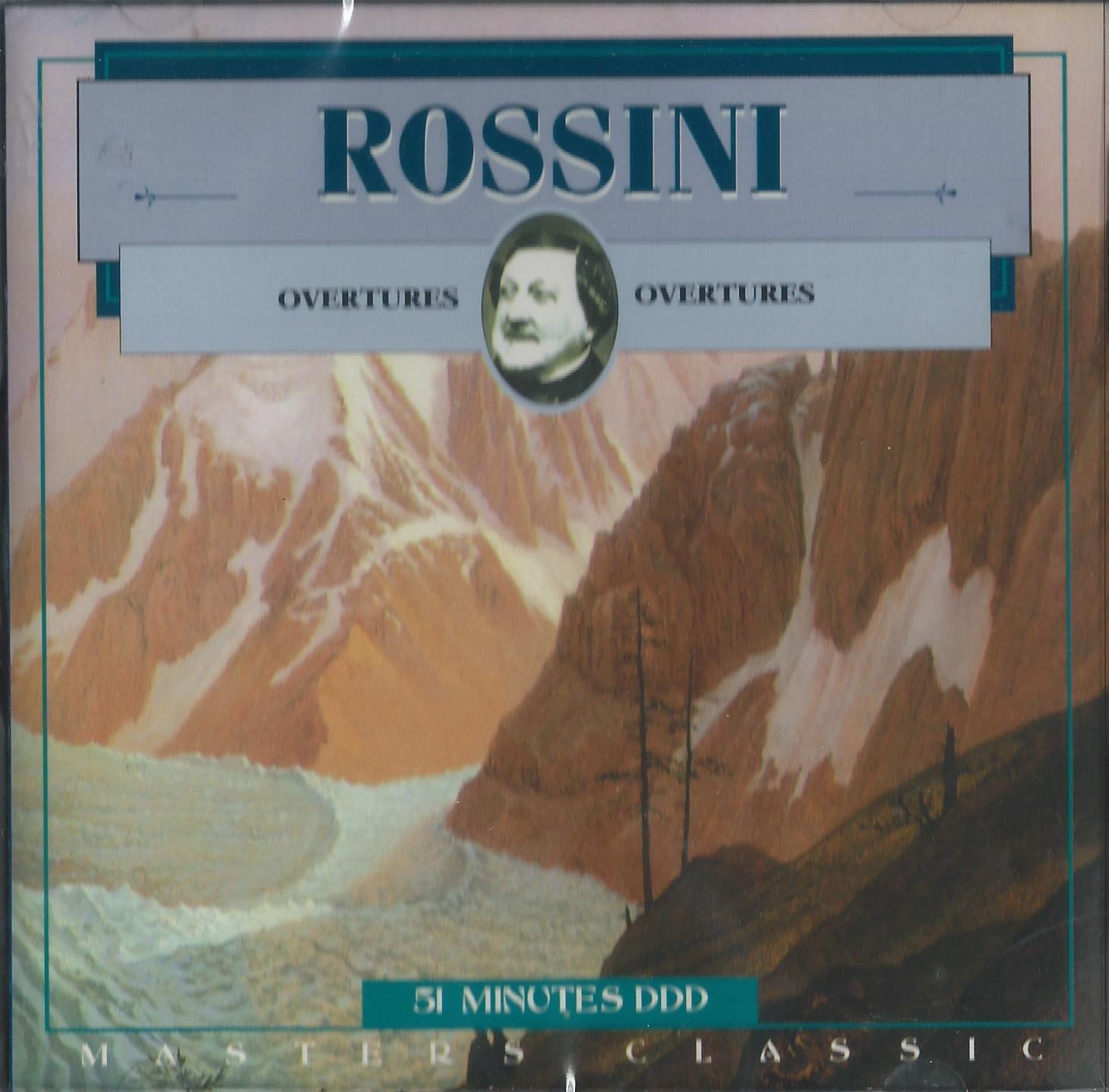 Rossini Overtures