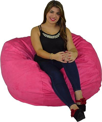 Cozy Sack Bean Bag Chair: Large 4 Foot Foam Filled Bean Bag Large Bean Bag Chair Review