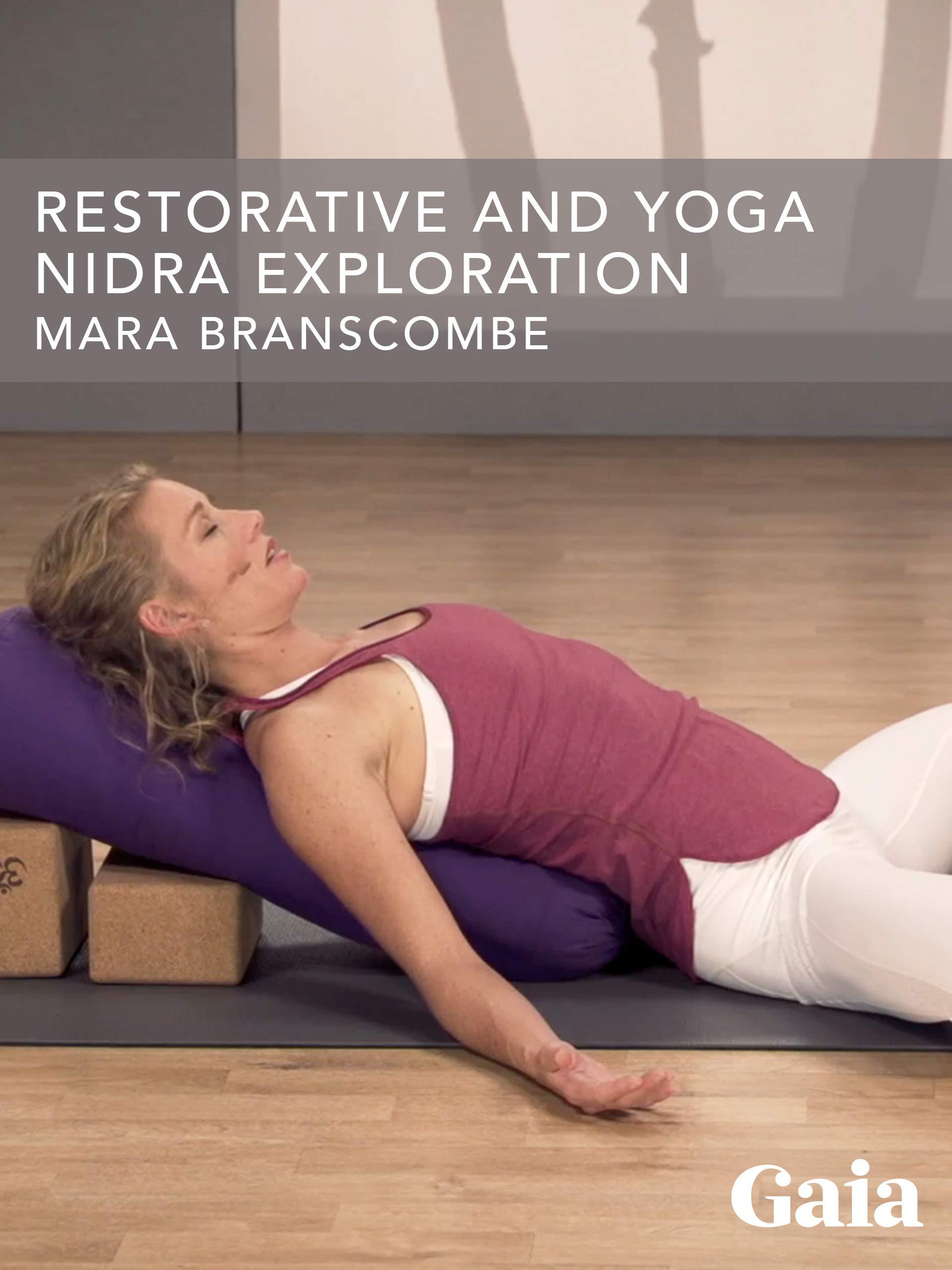 Watch Restorative and Yoga Nidra Exploration   Prime Video