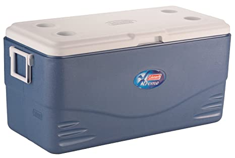 f5806a74c3d COLEMAN 100QT XTREME 5-DAY CAMPING COOLER COOLBOX CHEST  Amazon.co ...