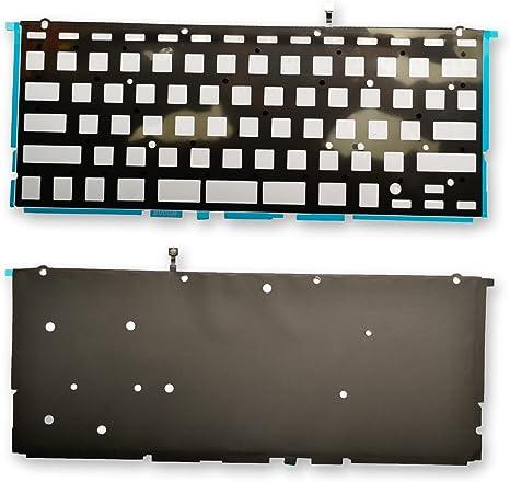 Lámina de papel para teclado americano para Apple MacBook Pro ...