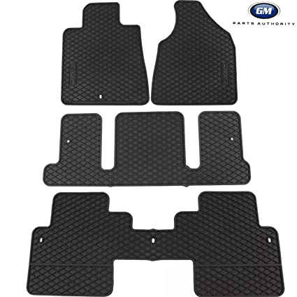 8994cbe55d Image Unavailable. Image not available for. Color  General Motors 07-17 GMC  Acadia Premium All Weather Mat ...